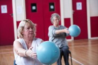 Fitness for the Over 50s - 073