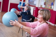 Fitness for the Over 50s - 075