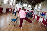 Fitness for the Over 50s - 076
