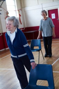 Fitness for the Over 50s - 078