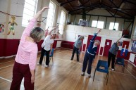 Fitness for the Over 50s - 086