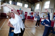 Fitness for the Over 50s - 091