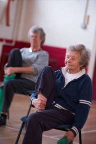 Fitness for the Over 50s - 102