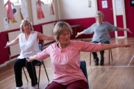 Fitness for the Over 50s - 106