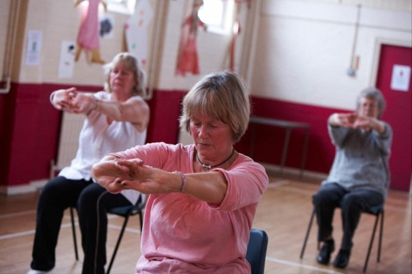 Fitness for the Over 50s - 108