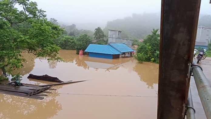 Banjir Gunung Mas Kalimantan
