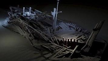 Kapal Van Der Wijck Ditemukan Arkeolog