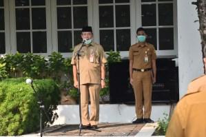 Sekda Fokuskan Pemulihan Ekonomi Kabupaten Bogor