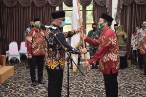 Wabup Bogor Melantik Pengurus LPTQ Serta Lepas Tim Kafilah MTQ Kabupaten Bogor