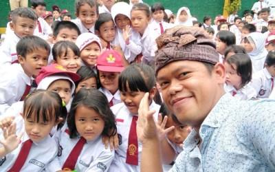 Bingkai Komunitas: Kampung Dongeng Bogor