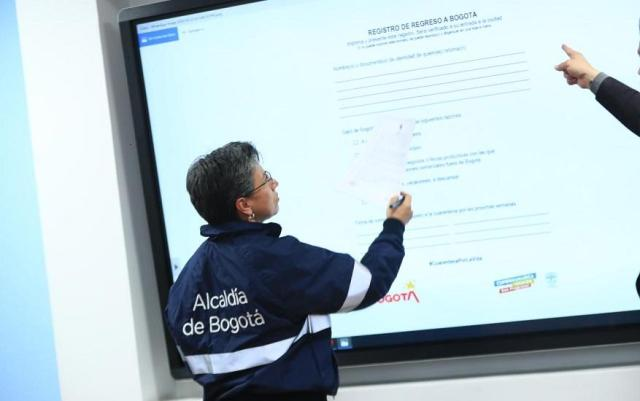 Alcaldía establece horarios de entrada a Bogotá para el 23 y 24 de marzo
