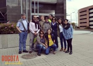 Viajeros de Bogotá Chirriada