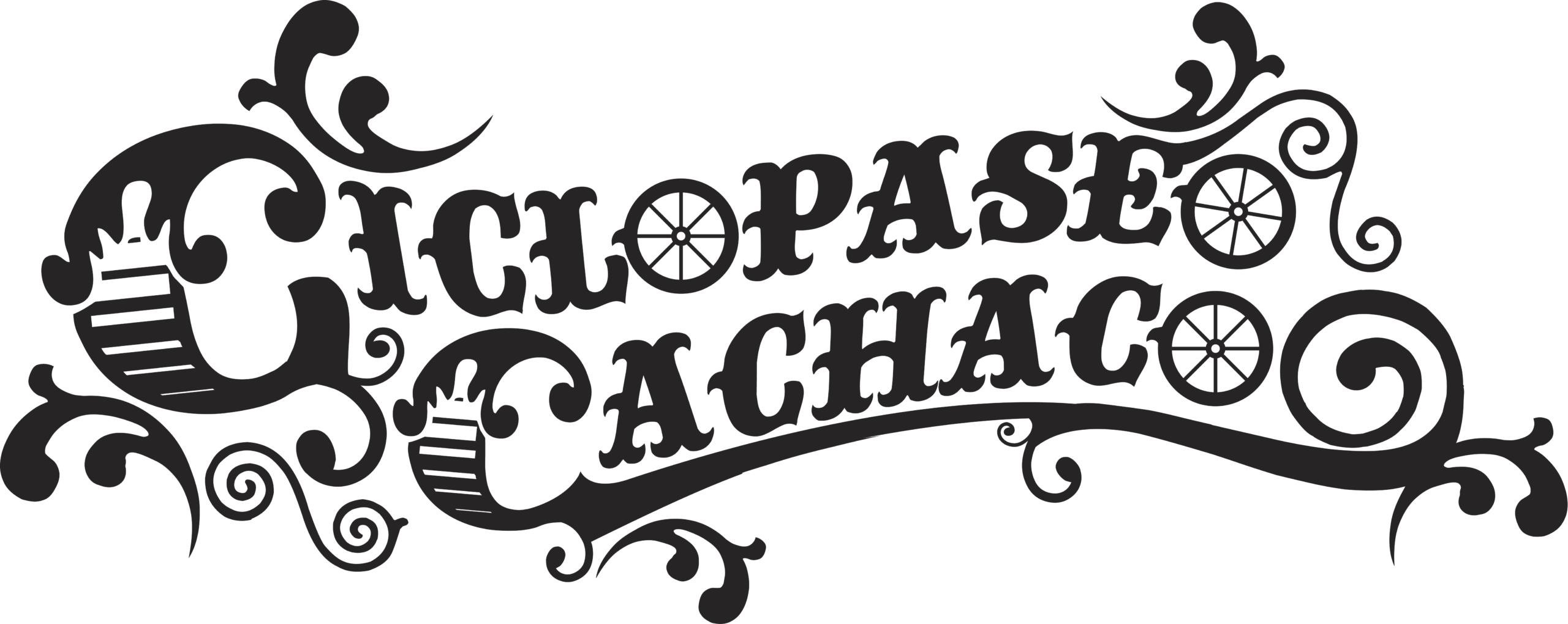 ciclopaseo cachaco logo