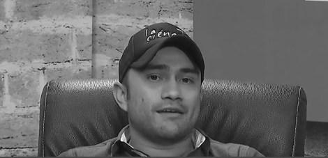 Manolo Cruz, actor y guionista del film.