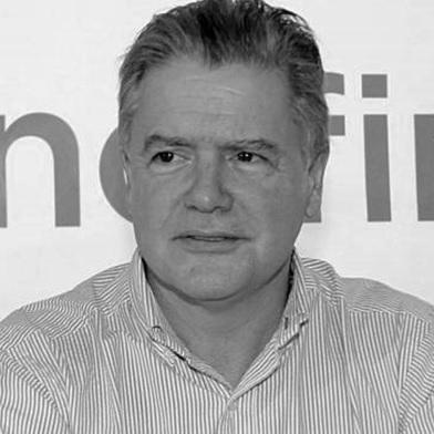 Juan Carlos Vélez, gerente de la campaña del No