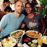 la mesa food tour nicole saunte and jeremy