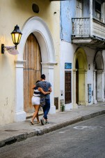 love in cartagena colombia