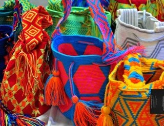 Wayuu bags from La Guajira