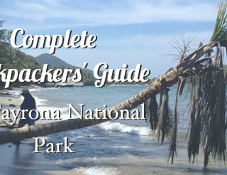 backpacker's guide to tayrona national park