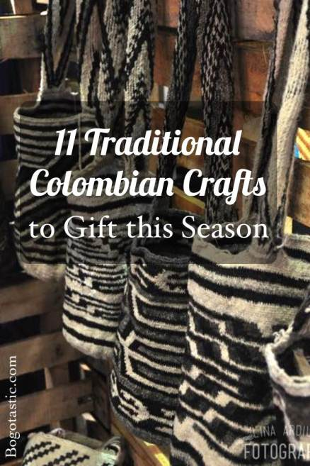 Pinterest Cover Colombian Crafts