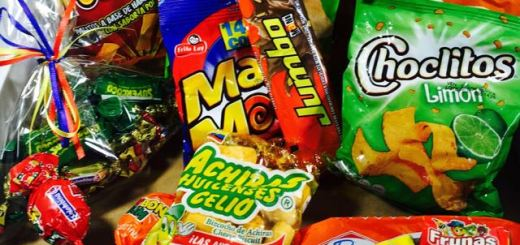 mecato colombian snacks