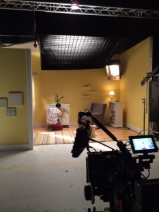 The set of the Target Baby DIY videos.