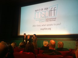 Some words before the screening.