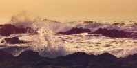 Sunset on Molokai