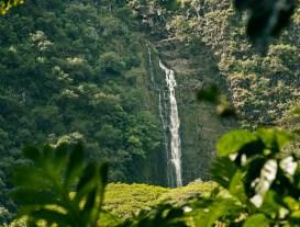 Halawa Waterfall