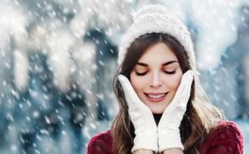 Ako sa starať o tvár počas zimy?