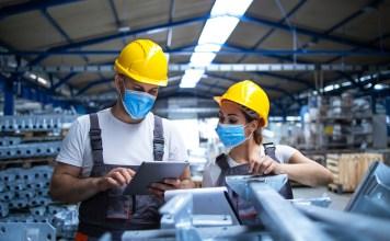 Chráňte zdravie zamestnancov pri výkone práce