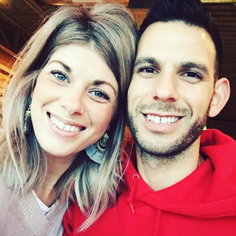 date night selfie at haystack burger richardson texas