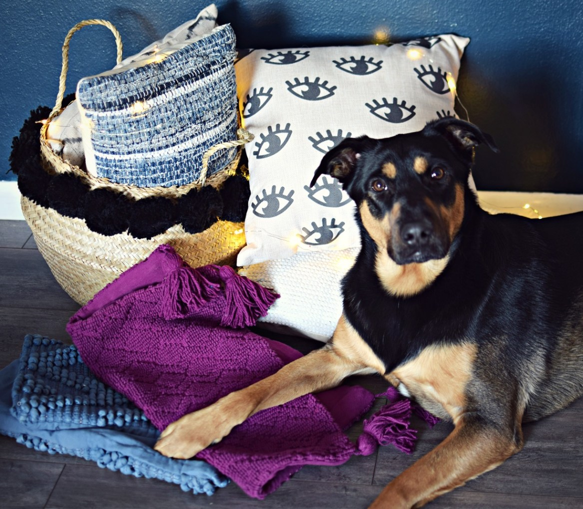 home decor pillows and textiles