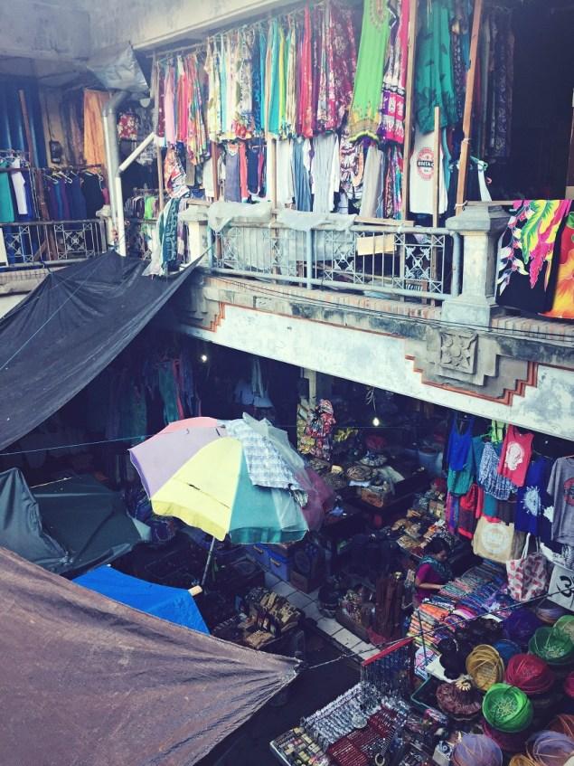 market in ubud bali