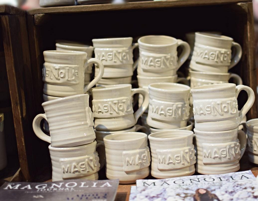 visual display cups magnolia silos waco texas