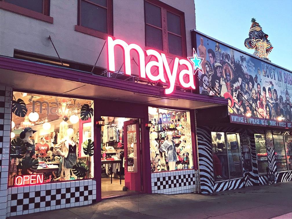maya star south congress austin texas
