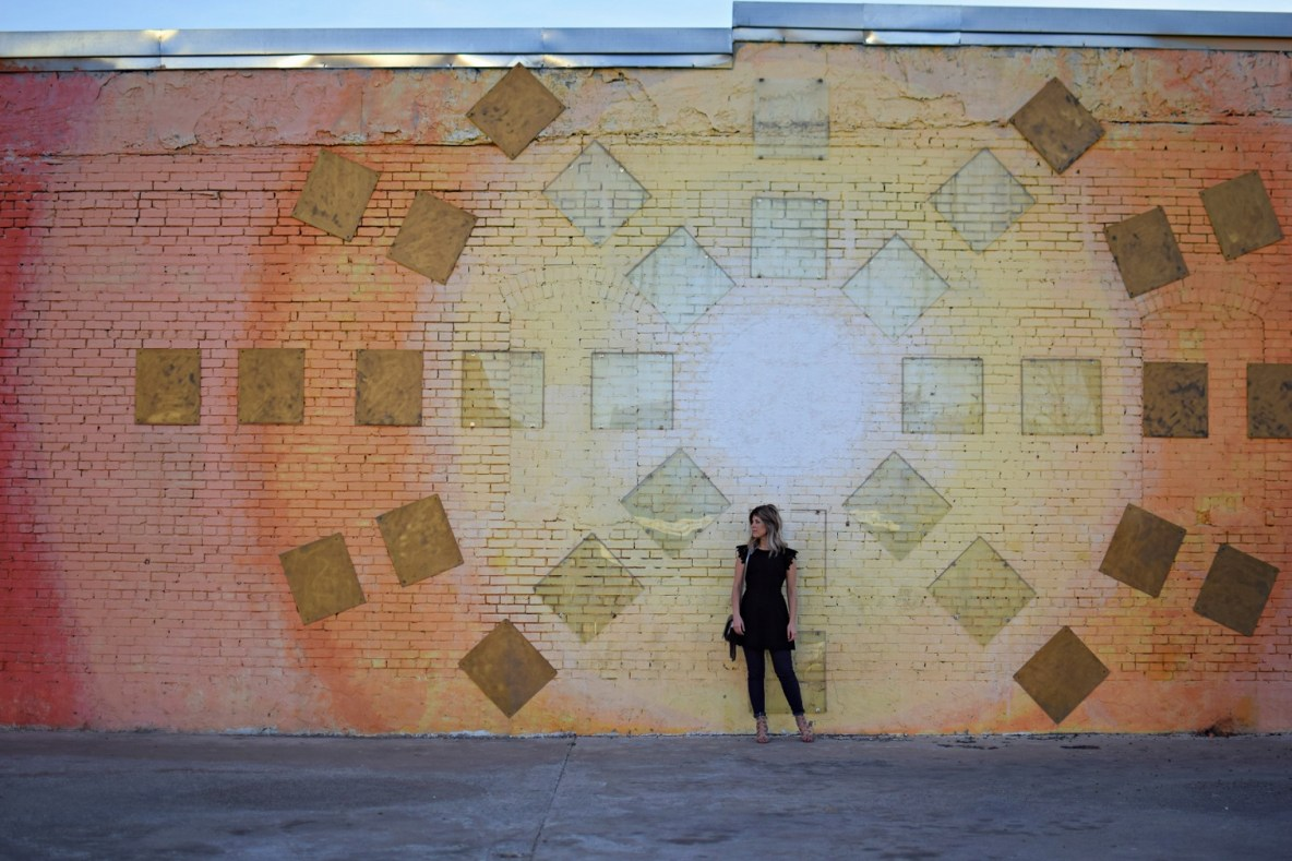 sun mural deep ellum dallas texas