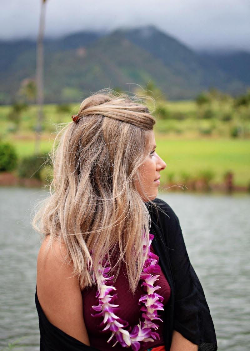 ootd the mill house restaurant maui hawaii babymoon