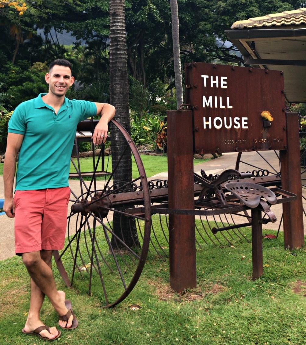 the mill house maui hawaii babymoon