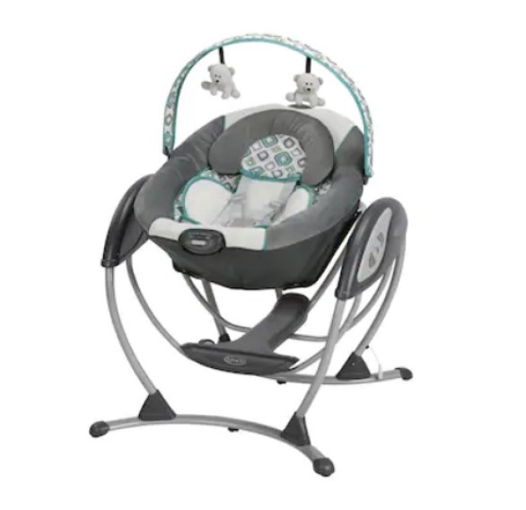 top 10 most used baby products graco glider