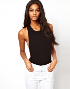 ASOS Body with Twist Back