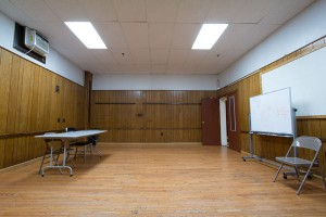 Bohemian Hall Meeting Room