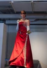 Runway Show at Marry Me Indie in Tulsa, OK. Model: Melissa Antonucci.