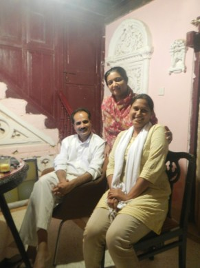 With Krutarth Sir and Ma'am