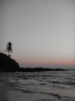 Sunset at Ozran