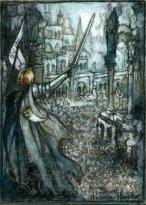 'For Gondor!' by Soni Alcorn-Hender