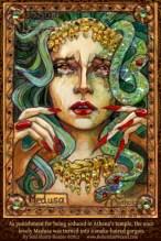 Medusa by Soni Alcorn-Hender