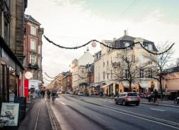 Frederiksberg - ločena občina znotraj Copenhagna // Frederiksberg - its own municipality inside Copenhagen