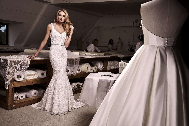 Caroline Castigliano Wedding Dress Sample Sale