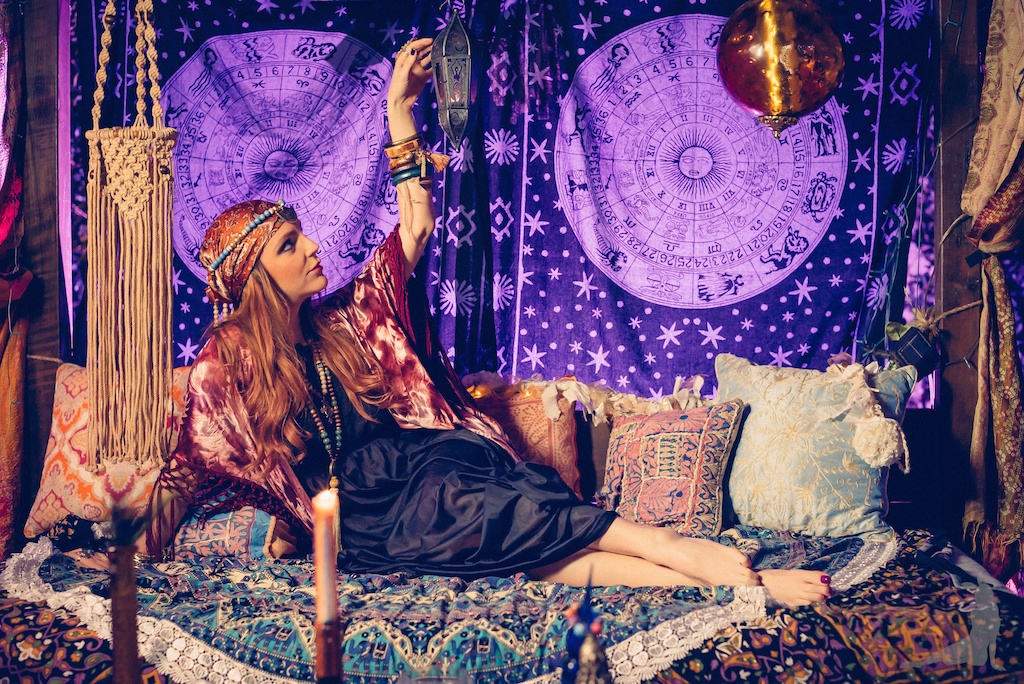 tracey-filapose-boho-bunnie-gypsy-jewels-bohemian-tapestry-decor-velvet-fringe-kimono-vintage-trippy-hippie-store-drip-candles-fortune-teller 21